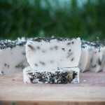 Rosemary and lemon balm soap