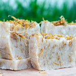 Soap Calendula Orange Cinnamon