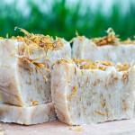 Soap Calendula Orange Cinnamon
